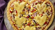 ASDA has brought back its heart-shaped pizza for Valentines Day