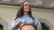 Ivete Sangalo ganha versão 'Boneca de Olinda' grávida