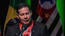 'Caldo entornou', diz Mourão sobre aumento do desmatamento na Amazônia