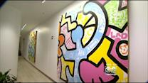 Keith Haring Mural Panels Are Worth Millions, But Some Are Missing