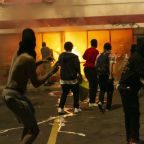 A man was shot dead outside a Minneapolis pawn shop on the 2nd night of violent protests over George Floyd's death