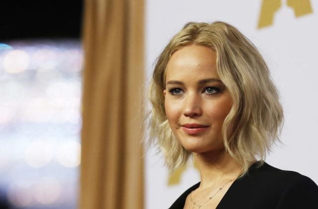 Jennifer Lawrence signs on for big screen Theranos adaptation