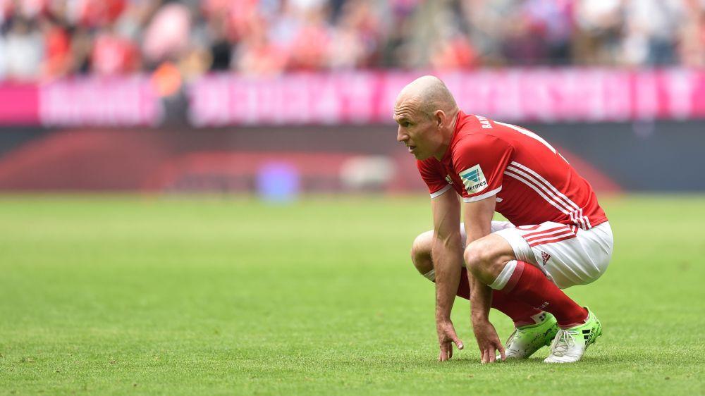 """Robben warnt: """"Nicht so viel an Real denken"""""""