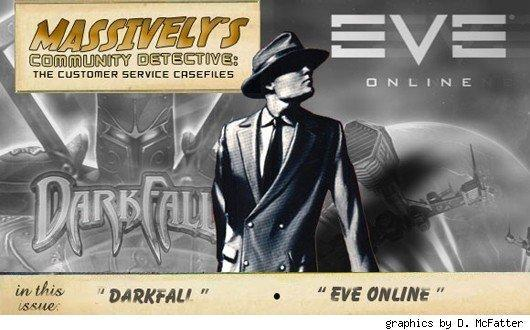 Massively's Community Detective, Issue #2: Darkfall and EVE Online