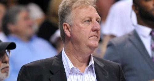 Basket - NBA - Le président des Pacers Larry Bird a démissionné