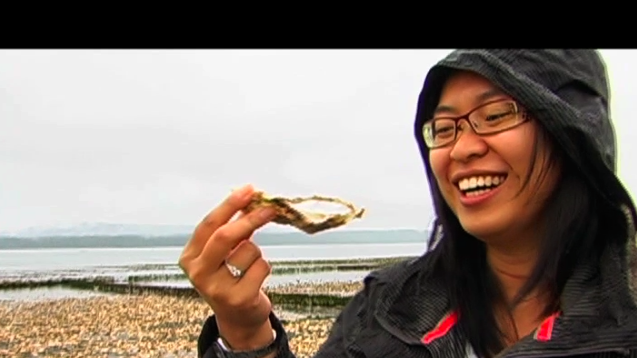 FOOD CURATED: A Native NYer Makes the Case for West Coast Oysters