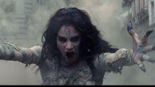 Tom Cruise presenta un avance aterrador de 'The Mummy'