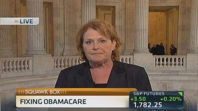 Must fix Obamacare without unraveling market: Sen. Heitka...