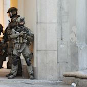 Shooting rampage in Munich shopping mall