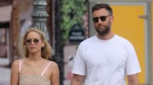 Jennifer Lawrence and Cooke Maroney wed in Rhode Island