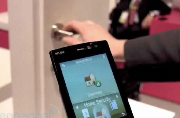 Nokia's Z-Wave Home Control Center hands-on and video
