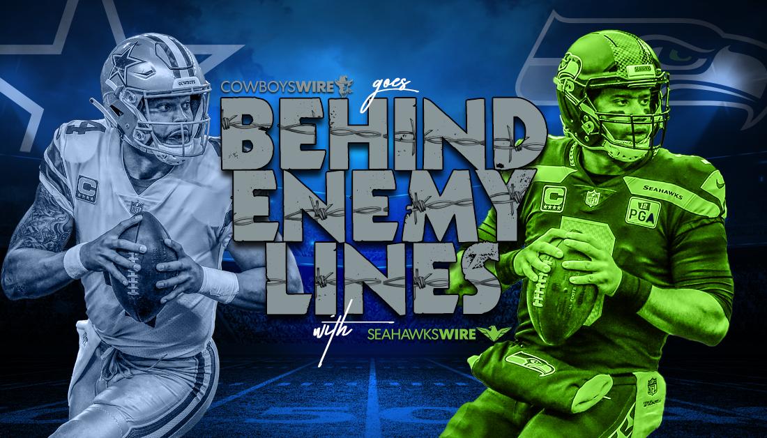 Behind Enemy Lines: Seahawks News and Updates ahead of Week 3 tilt