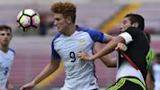 Teenage sensation Sargent signs professional contract with Werder Bremen