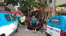 Homem morre atingido por botijão de gás arremessado de apartamento no Rio