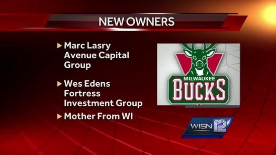 So who are the Bucks new owners?