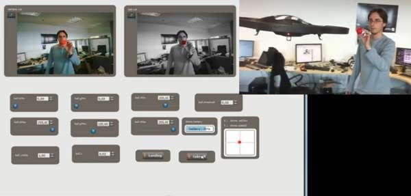 AR.Drone gets Urbi open source robot interface drivers, tracks a red rubber ball like nobody's business (video)
