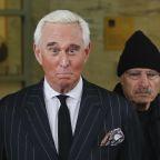 Judge refuses to delay sentencing of Trump ally Roger Stone