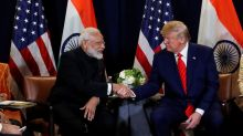 U.S., India at odds over trade as Trump heads for encounter with Modi - U.S. officials