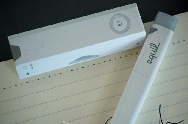 Equil's Smartpen 2 can transcribe your notes without your tablet's help