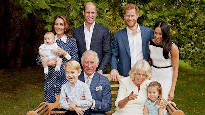 Prince Charles turns 70 with party, new family pics