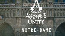 Videogioco Assassin's Creed potrebbe aiutare a ricostruire Notre-Dame