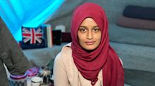 Shamima Begum says her 'world fell apart' after she lost UK citizenship appeal