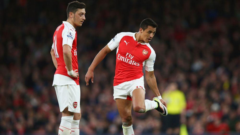"""Özil und Sanchez im Winter weg? Arsenal-Coach Wenger: """"Es ist möglich"""""""
