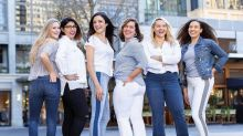 'I'm honestly so obsessed': These Spanx skinny jeans are finally back in stock! Here's why shoppers love them
