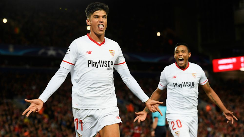 Liverpool 2 Sevilla 2: Correa snatches point as Coutinho makes Reds return