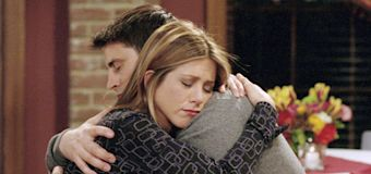 'Friends' creators defend Rachel-Joey hookup