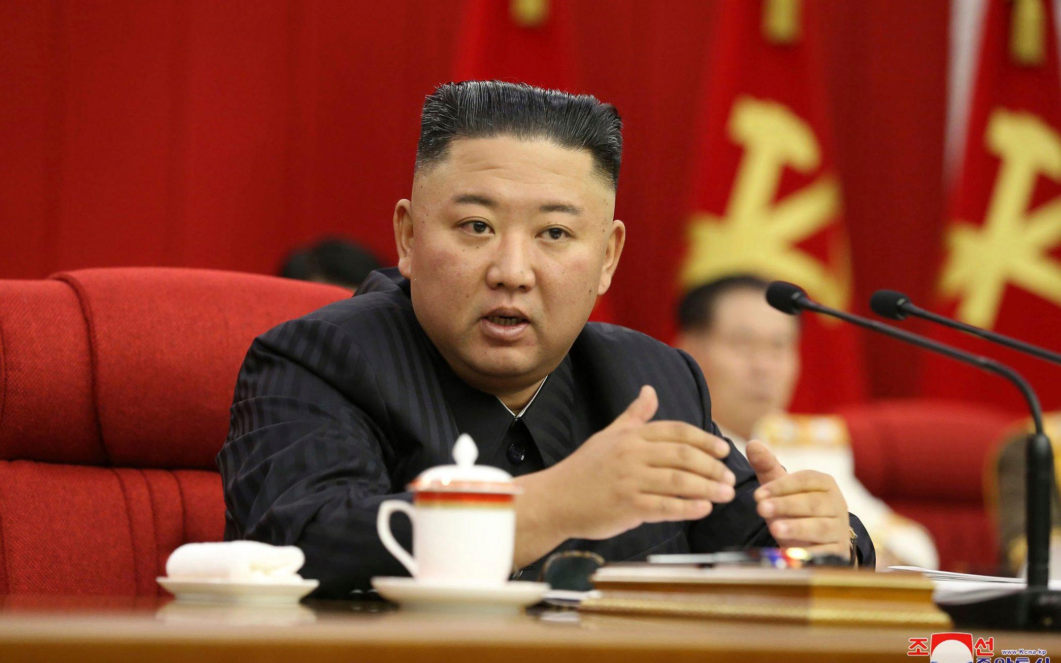Kim Jong-un: North Korea must be ready for 'confrontation' with US