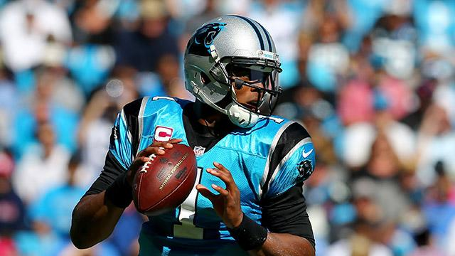Is Cam Newton playing best football of career?