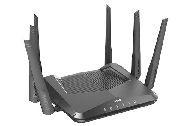D-Link's latest routers pack WiFi 6 and mesh networking
