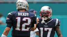 Short-time Patriot Antonio Brown to return to the NFL, reunite with Tom Brady in Tampa Bay