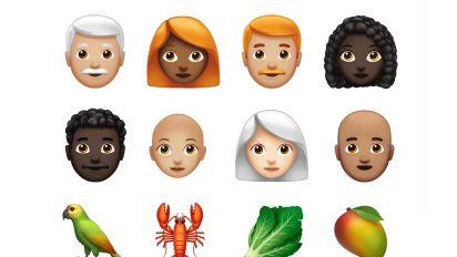 Apple incluirá cabello rojo y rizado en sus emojis