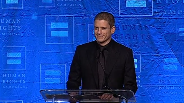 Wentworth Miller: I Tried to Kill Myself as a Teen