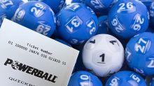 Man's odd response to winning $40m Powerball prize