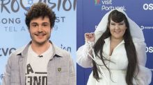 "Netta, ganadora de Eurovisión 2018, revela que La venda de Miki es su tema favorito: ""¡Me da vida!"""