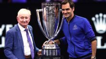 Why Roger Federer is under fire over the Laver Cup