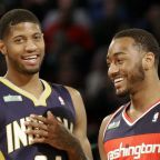 NBA trade rumors: John Wall trying to recruit Paul George to Wizards
