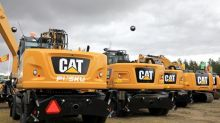 Caterpillar's Sales Growth Slips to Lowest Point in October