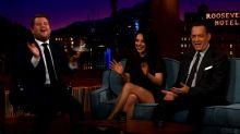 Mila Kunis Admits She 'May Be' Married to Ashton Kutcher