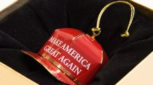 Trump Plugs MAGA Merch For Black Friday, Twitter Howls