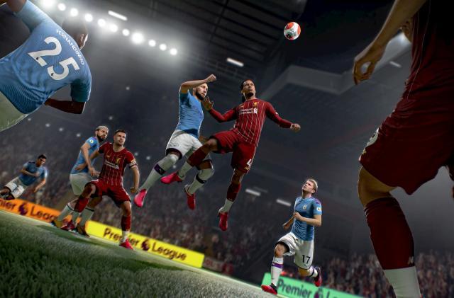 EA gives a quick peek at next-gen 'FIFA 21' and 'Madden 21'