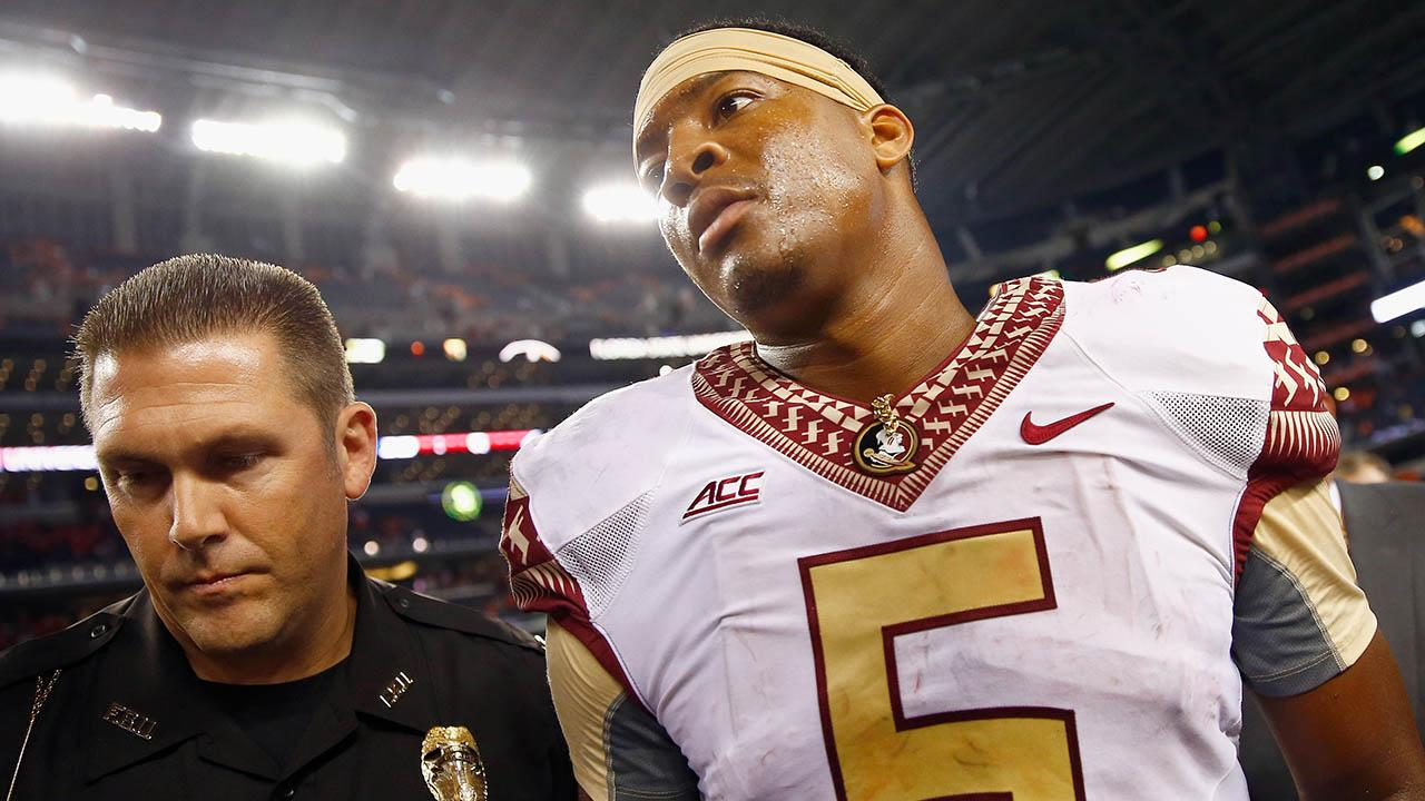 Jameis Winston allegedly shouted an obscene phrase in the FSU ...