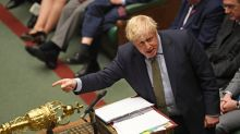 UK PM Johnson defeated on Brexit legislation for first time since election