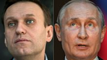 Britain, France, and Germany said they will sanction Russia over Alexei Navalny's poisoning. Putin won't care.