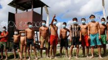 Indigenous leaders angry about coronavirus risk from Brazilian military visit