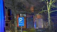 Germany: Crematorium goes up in flames, bodies survive