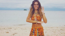 Los looks de Lara Álvarez en 'Supervivientes' nos inspiran para ir a la playa